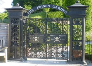 blarney giardino dei veleni