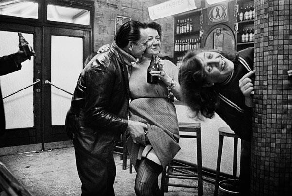 Demoni - ©Anders Petersen, Cafe Lehmitz 1967-1970.