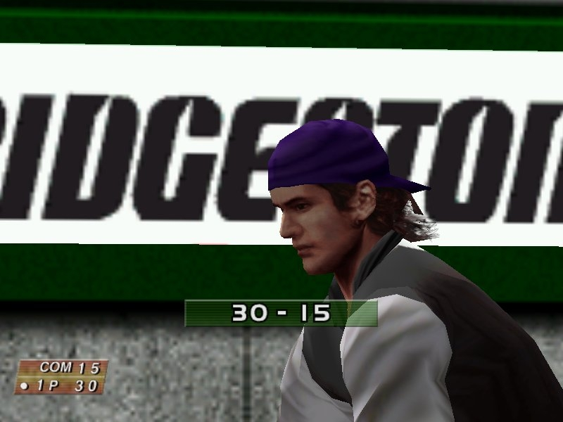 Haas Virtua Tennis