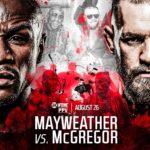 Mayweather vs McGregor, campanello d'allarme