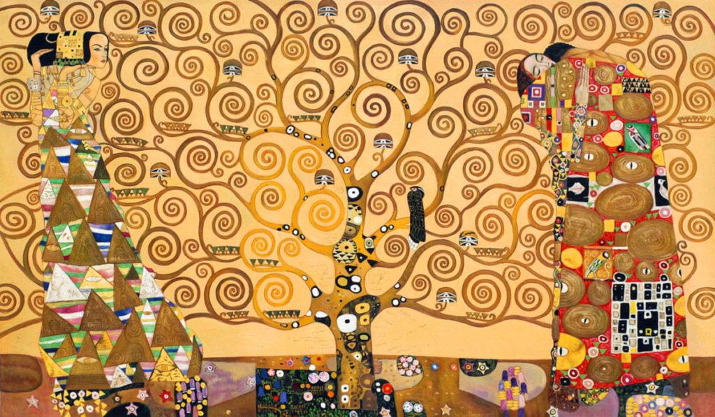 "ALT=""Klimt albero"""