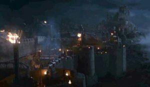 Scene dalla Battaglia delle Acque Nere - Cersei