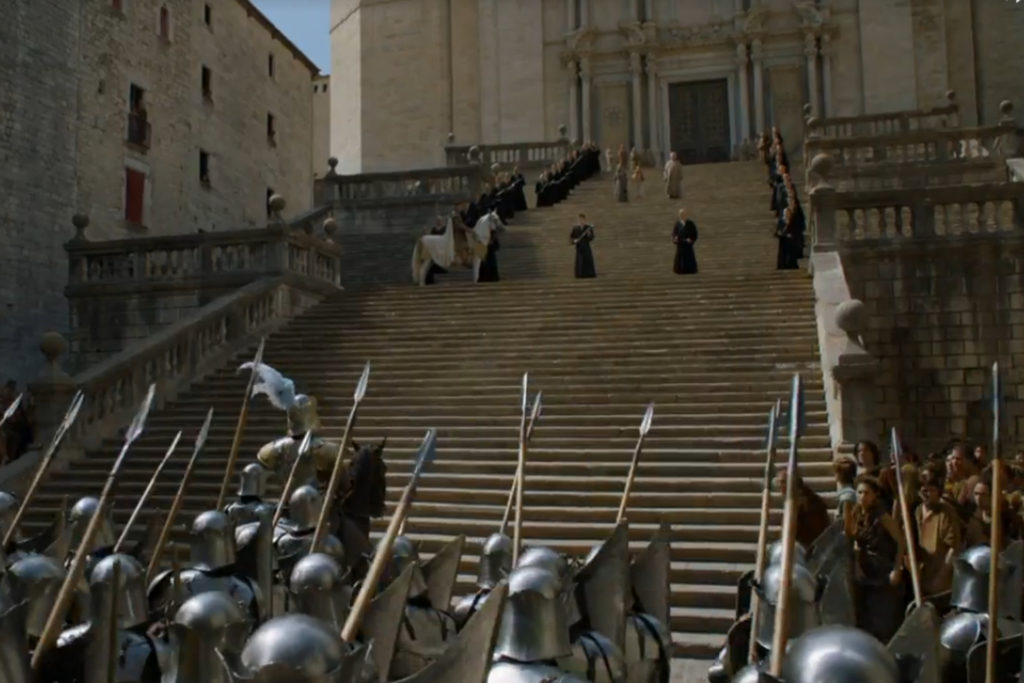 Cattedrale di Girona - Cersei