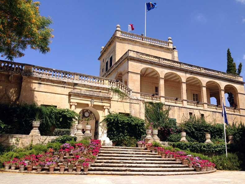 Palazzo San Anton - Cersei