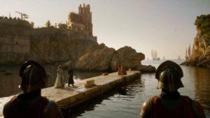 Sansa e Littlefinger