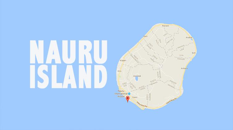 Nauru copertina