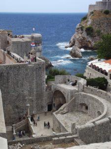 Interni del Pile Gate - Cersei