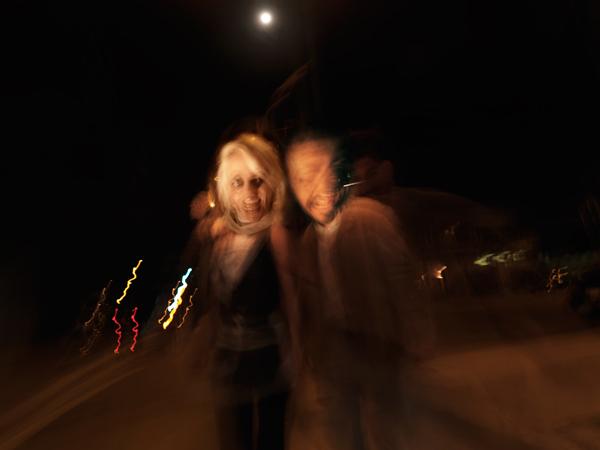 David Lynch, Untitled, da Dark Night Of The Soul, 2009.