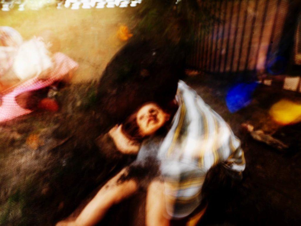 David Lynch, Untitled (Just War #3), 2009