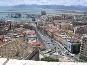 Largo Carlo Felice - Cagliari - marinare