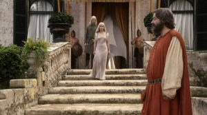 Essos - Palazzo Verdala set