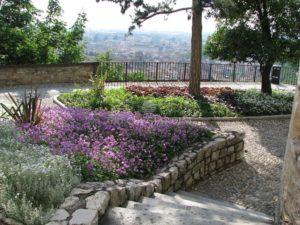 marinare - i giardini del Castello