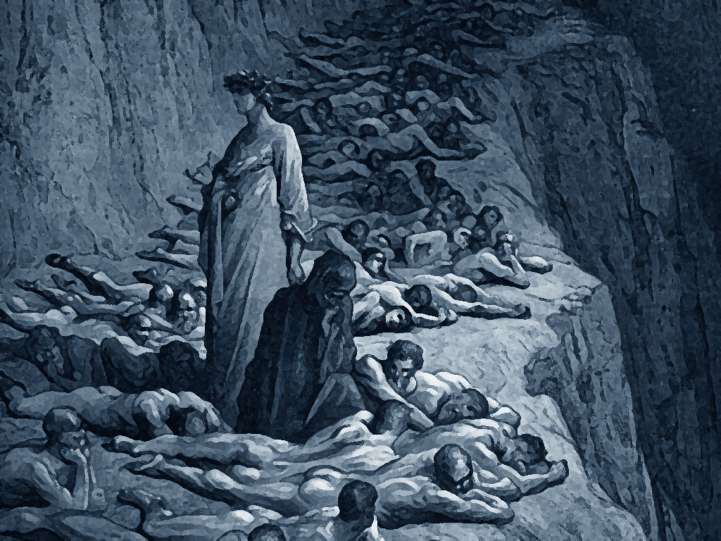 Arte e letteratura - Divina Commedia di Dante