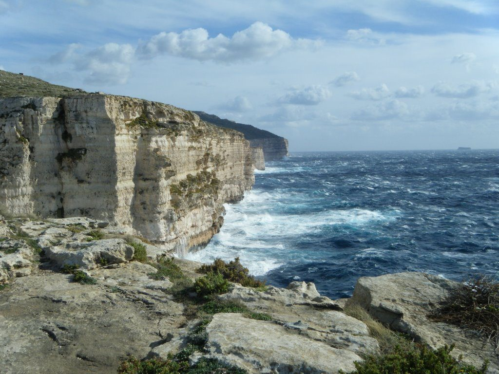 Mtahleb cliffs