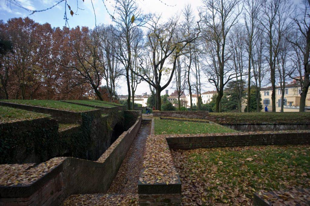 Le mura di Lucca - marinare