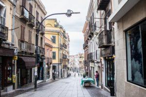 Via Garibaldi - Cagliari - marinare