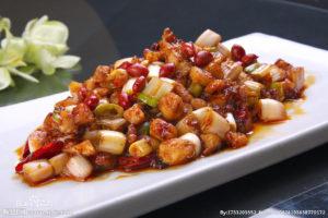 Pollo Gong Bao, ricetta della cucina cinese del Sichuan