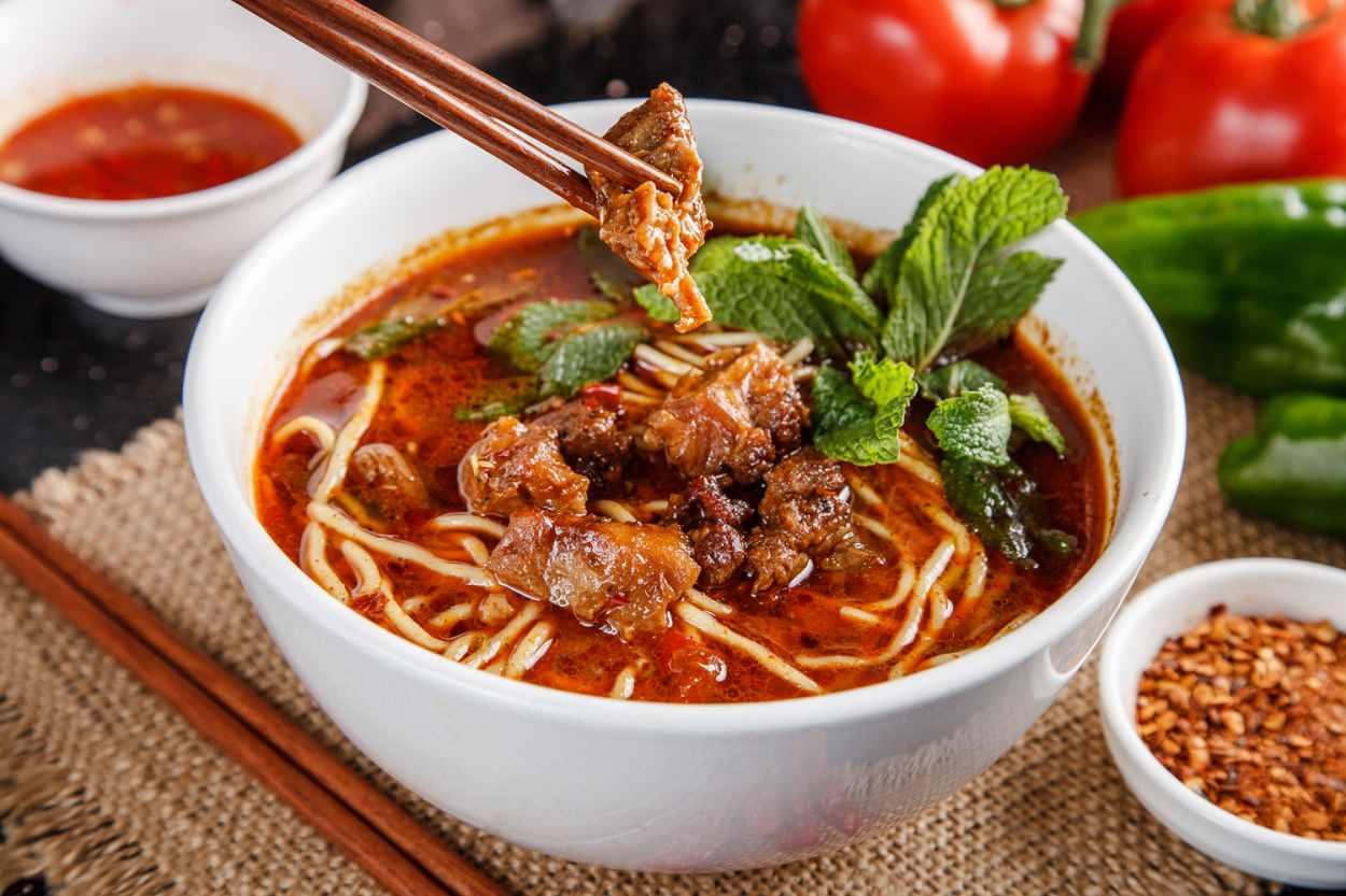 Cucina Cinese Le Quattro Scuole Inchiostro Virtuale