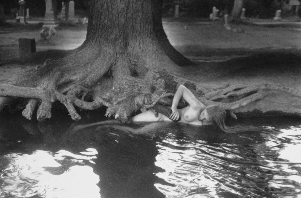 Francesca Woodman, Untitled, Colorado, 1976.
