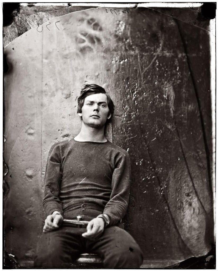 Alexander Gardner, Lewis Paine, 1865