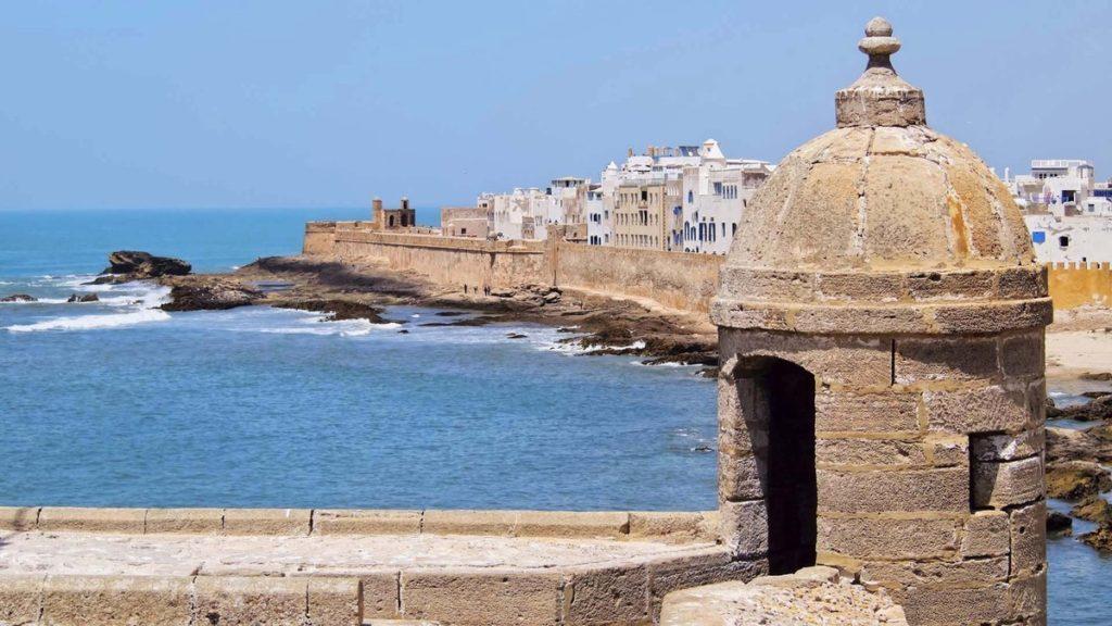 Baia degli schiavisti: Essaouira oggi