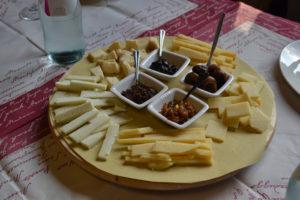 tagliere degustazione selezioni formaggi