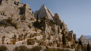 Baia degli Schiavisti: gli esterni di Meereen