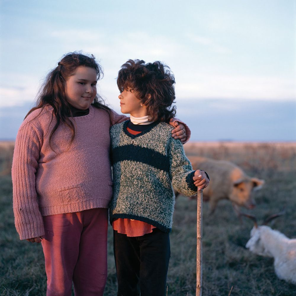 Alessandra Sanguinetti, Dal libro The Adventures of Guille and Belinda.
