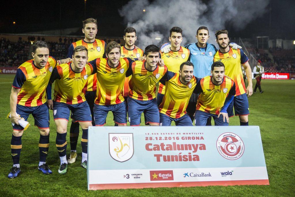 Nazionali sportive spagnole... senza la Catalogna!
