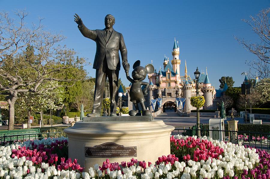parchi Disneyland California