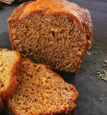 Natale toscano: Pane alle spezie a fette