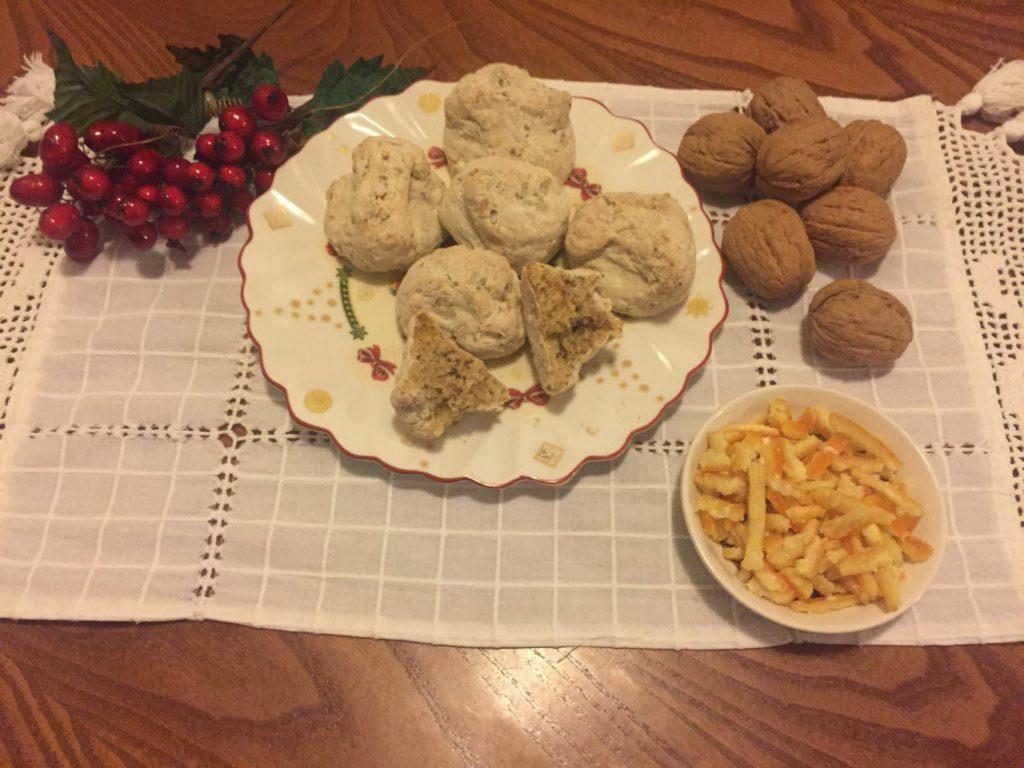 Natale toscano: Cavallucci - biscotti friabili umbri
