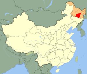 Il Festival di Harbin si tiene nell'omonima città nello Heilongjiang