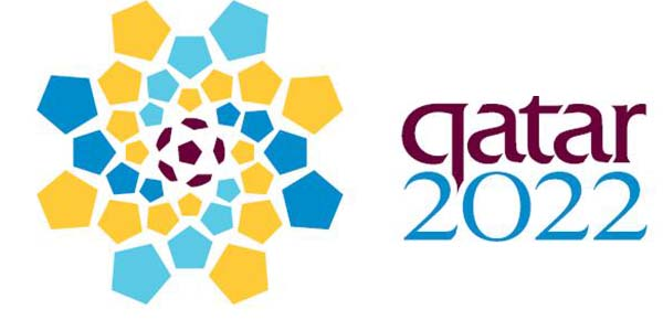 Logo Mondiali Qatar 2022