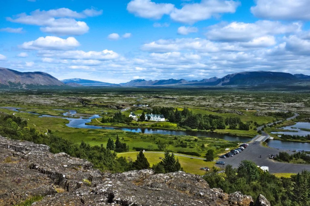 Islanda Thingvellir National Park