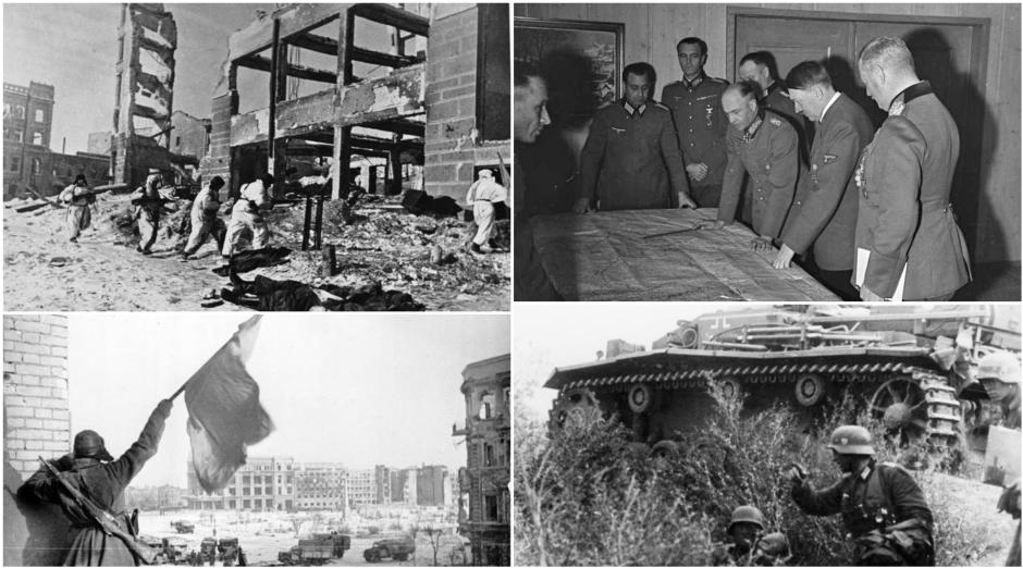 battaglia Stalingrado copertina