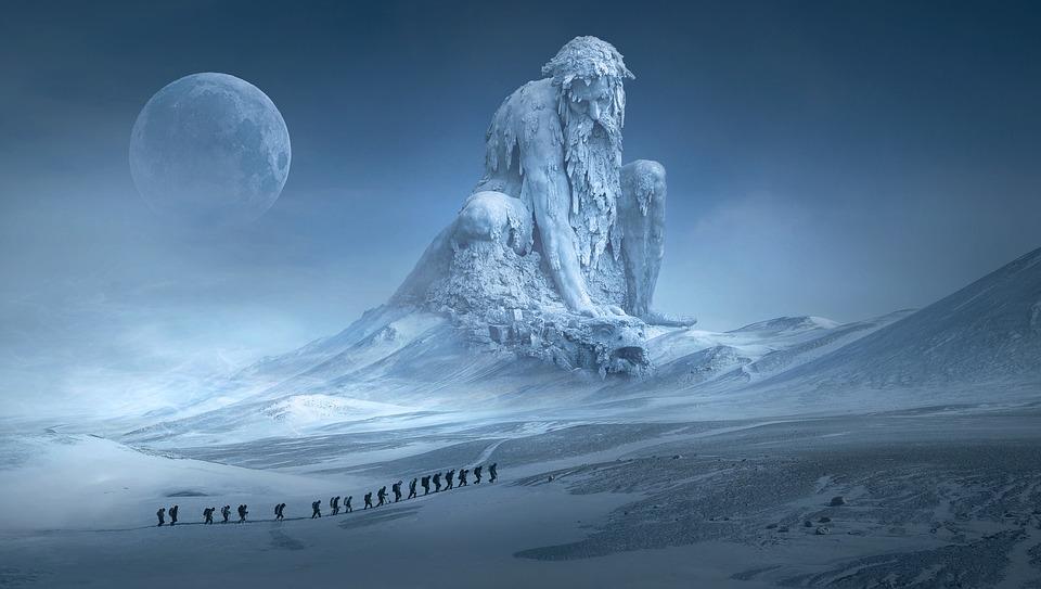 mille volti dell'inverno