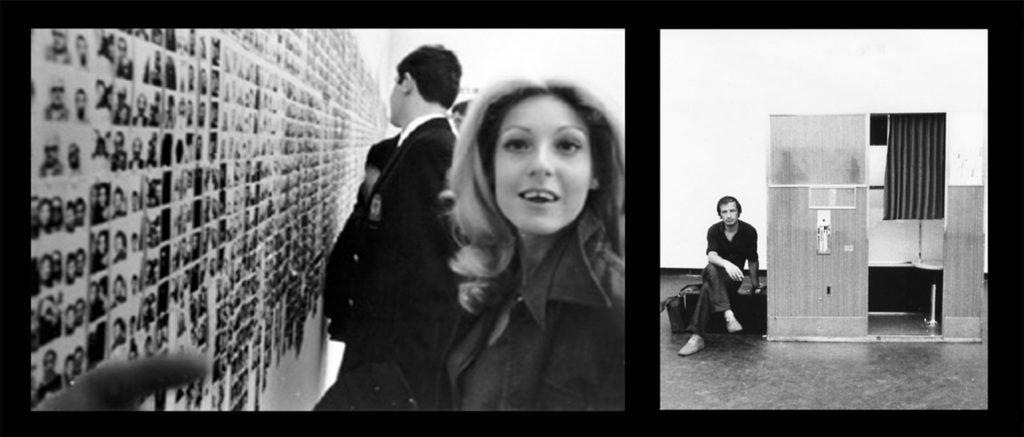 Franco Vaccari, Lascia una traccia fotografica del tuo passaggio, 1972