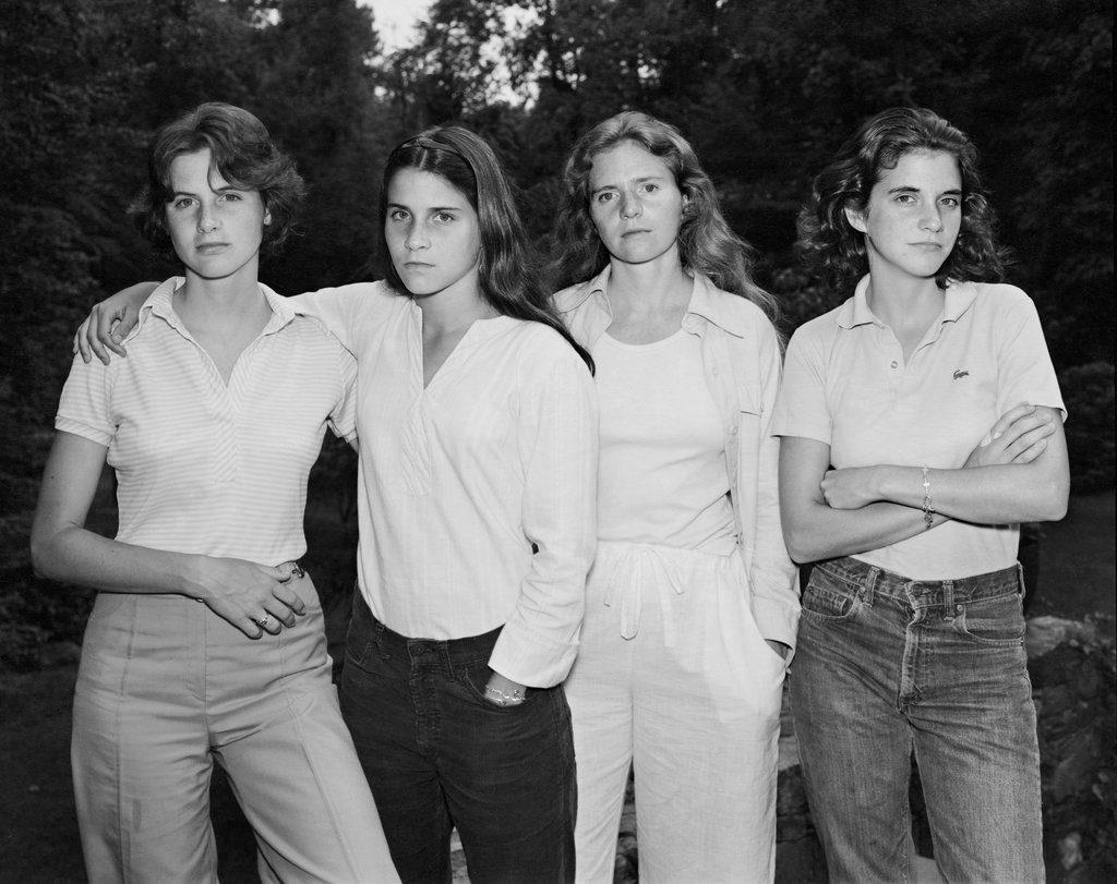 Nicholas Nixon, The Brown Sister, 1975