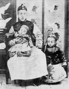 L'ultimo imperatore prima della rivoluzione Xinhai