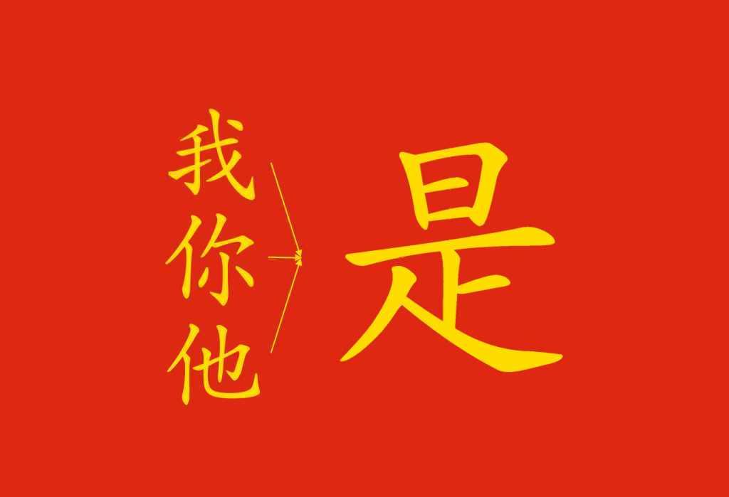 Verbi in cinese: il presente come l'infinito