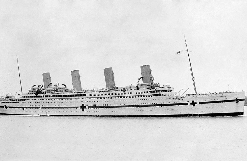 Britannic - gemella titanic