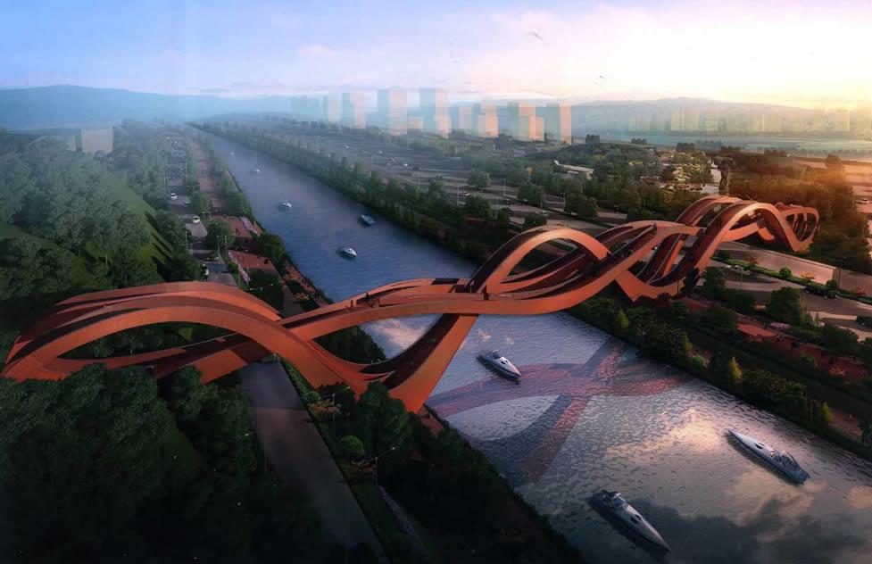 Ponte Changsha ponti artificiali