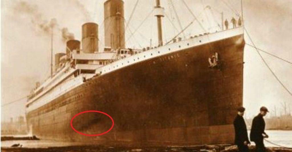 Titanic incendio