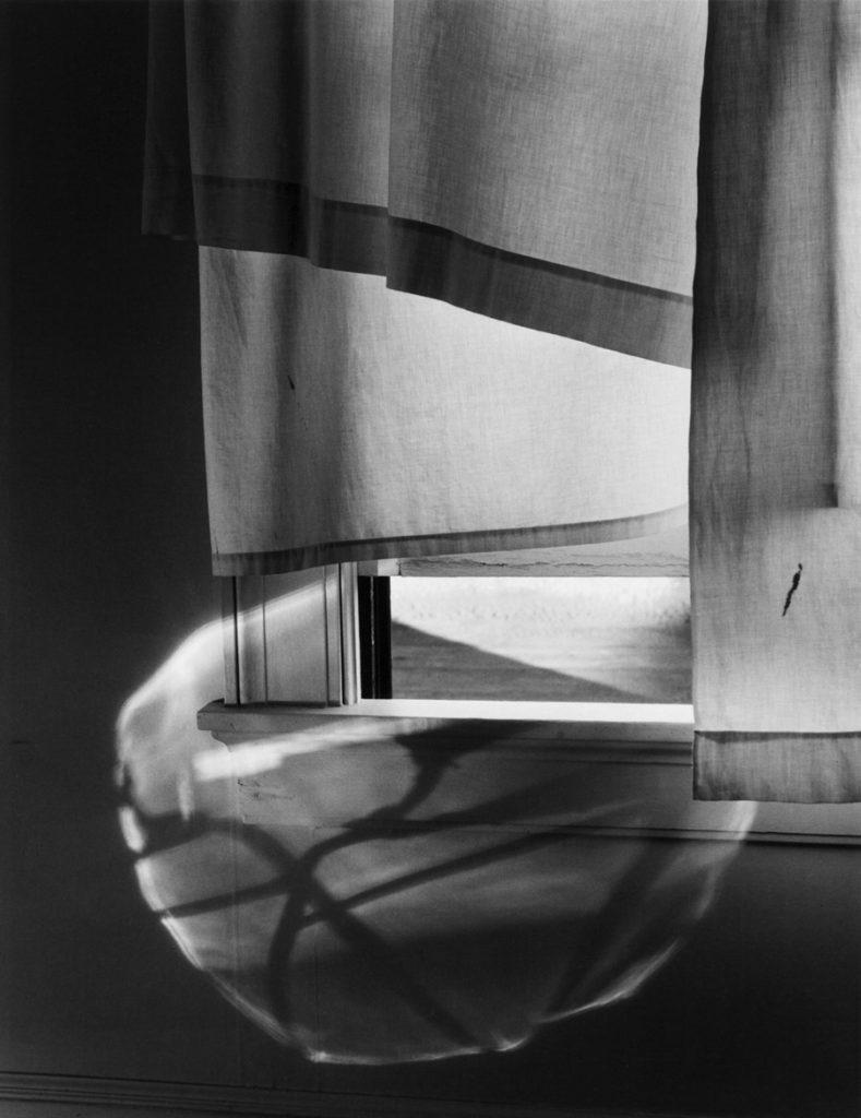 Sciamani - ©Minor White, Windowsill Daydreaming, Rochester, 1958.