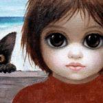 Margaret Keane: la pittrice dei grandi occhi