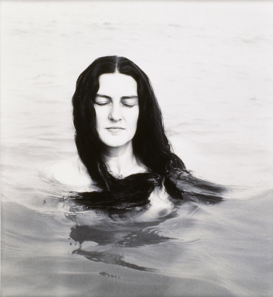 Acqua - Harry Callahan, Eleanor, Chicago, 1949.