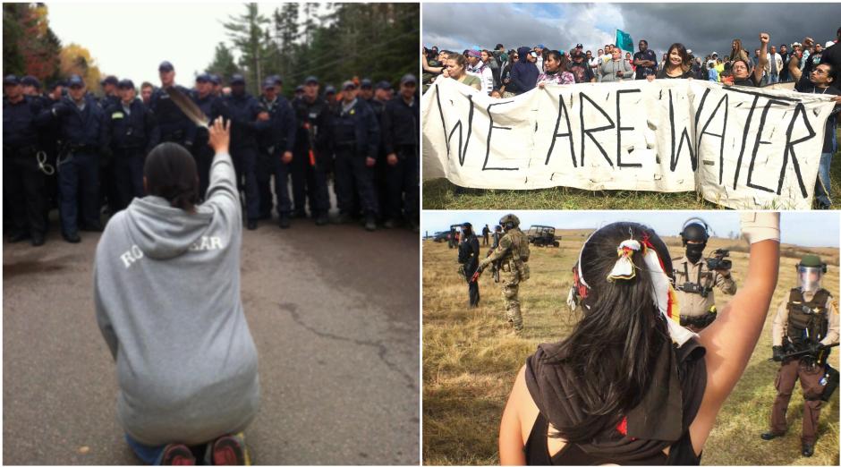 Standing Rock copertina