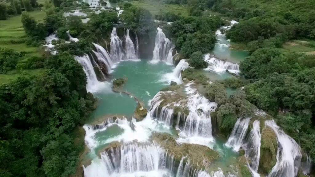 cascate Detian - Ban Gioc