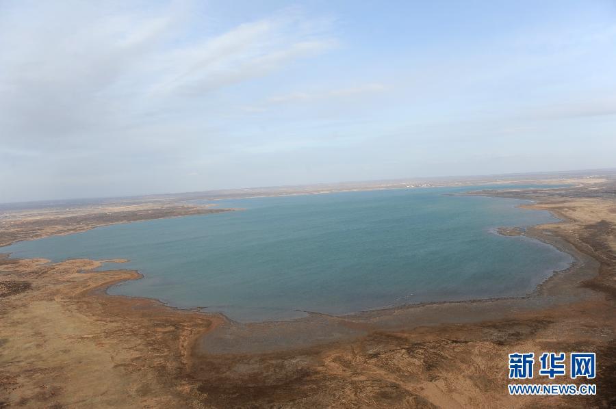 Acqua potabile in Cina: un'emergenza nazionale - Lago Hongjiannao